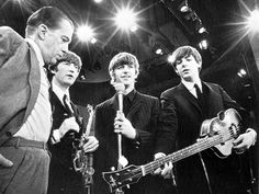Fifty years ago today the Beatles performed on The Ed Sullivan Show (2-9-64)