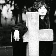 Nico, the very first Goth Queen with her cold, germanic voice and she evolved in a very gothic way after her separation from the band. She was to influence many others like Brian Jones, Iggy, John Cale, Jim Morrison to adopt a darker, boldest look. She made some ''ritualistic clips with the Stooges very early on their career. From a post called : ''The Dark Angels of Altamont/Gothic Requiem for the Flower Power'' on Loud Alien Noize.