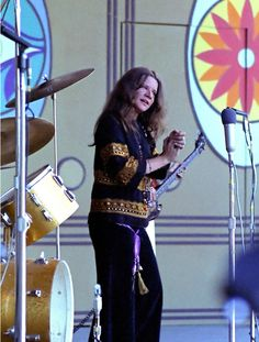 "alexanderpalace51: ""Janis Joplin with Big Brother and the Holding Company on the main stage Saturday at the 1967 Monterey Jazz Festival. Photo Monterey County Herald, sept.16 1967 """
