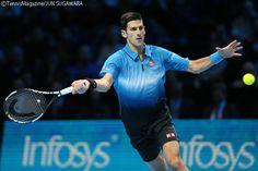 4連覇を実現させたジョコビッチのフェデラー攻略法 [ATPファイナルズ]|ATP(男子ツアー)|ニュース|THE TENNIS DAILY