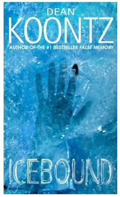 Ice Bound by Dean Koontz (⭐⭐) A secret Arctic experiment becomes a frozen nightmare, when a team of scientists are set adrift on an iceberg--with a murderer in their midst, and a massive explosive charge only hours away from detonation.