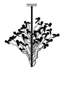 Birds Birds Birds - entry or dining room - Ingo Maurer GmbH