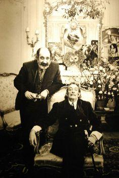 Ara Güler ve Salvador Dali #istanlook