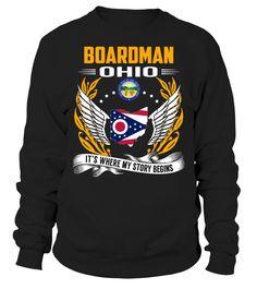 Boardman, Ohio - It's Where My Story Begins #Boardman