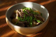 Niku Jaga - japansk rett med kjøtt og poteter