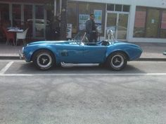 Shelby Cobra - Delray Beach, Florida
