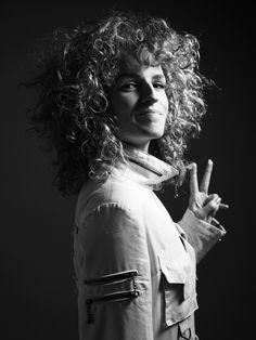 9 november 2013: Carolien Borgers. Cabaret - Happy End