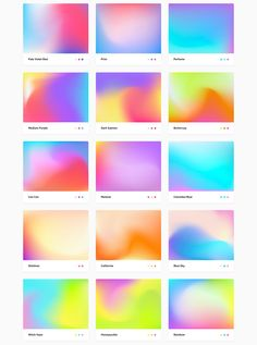 Free Mesh Gradients Collection on Behance Graphic Design Posters, Graphic Design Inspiration, Color Inspiration, Fluid Design, Gradient Color, Gradient Mesh, Art Graphique, Color Theory, Creative Design