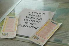 Lake City Gas Station Sells $2 Million Winning Lotto 47 Ticket - Northern Michigan's News Leader
