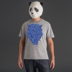 Barbazul - Camiseta - Masculino - by Sarah Stehling