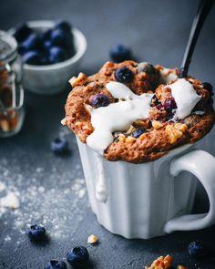 Paleo Vegan, Vegan Snacks, Vegan Life, Vegan Gluten Free, Vegan Recipes, Vegan Blueberry Muffins, Blue Berry Muffins, Marzipan, Sugar Free Recipes
