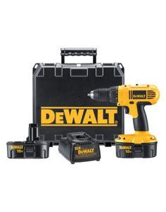 Dewalt Cordless Drill/Driver Kit...