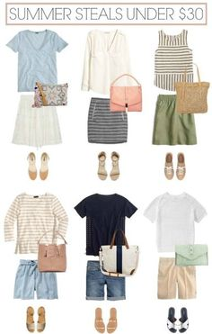 Summer styles under $30