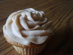 ♡ Snickerdoodle Cupcakes ♡
