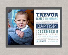 LDS Baptism Invitation  Find more LDS greats at: MormonFavorites.com