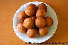 My Fav Samoan Food! Panikeke Lapotopoto - Round Pancakes