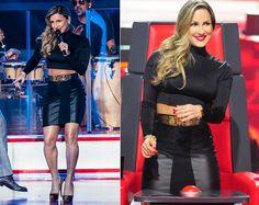 Foto4 ClaudiaLeite LecaMarriot TOP 5   Looks da Claudia Leitte no The Voice Brasil