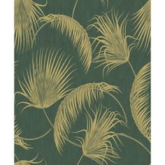 The SK Filson Oasis Leaves Blue Metallic Wallpaper is a great way to add colour and style to your walls this season. This delightful wallpaper has an eye-catching design and is sure to make a welcome addition to any room. The wallpaper is part of the Metallic Wallpaper, Embossed Wallpaper, Green Wallpaper, Wallpaper Roll, Leaves Wallpaper, Beautiful Wallpaper, Nature Wallpaper, Green Color Schemes, Design Repeats