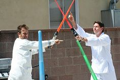 Lilly and the brothers: A Star Wars Birthday Party--Part 1: Jedi Training