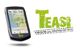 TEASI One – Wandel- en fietsnavigatie