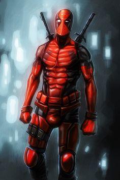 Deadpool by RBranco - Rodrigo A.Branco - CGHUB - http://heroavenue.com/2013/02/deadpool-by-rbranco-rodrigo-a-branco-cghub/