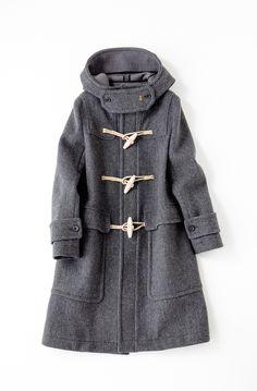 私のお気に入りブランド「リラクス」でコートを   スタイリスト5人のMY FAVORITE ~ 今、私がほしいもの ~   mi-mollet(ミモレ)   講談社