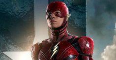 Liga da Justiça | Nova imagem mostra com mais detalhes o uniforme do Flash