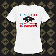FRENCH BULLDOG  French Invaders by GTCompany on Etsy, zł64.00