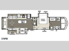 Forest River Sierra Fifth Wheel Floor Plans