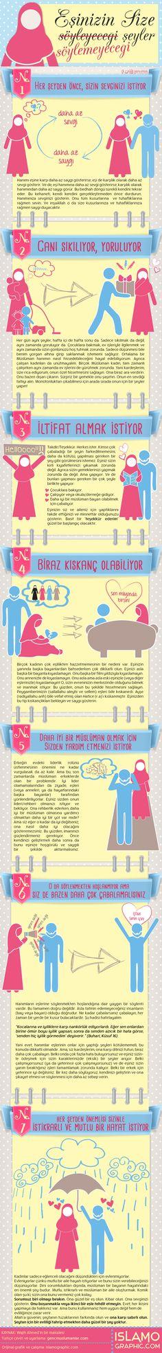 Eşinizin Size Söylemeyeceği 7 Şey