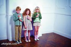 Marie Chantal Spring Summer 2014 Kids Fashion Trends