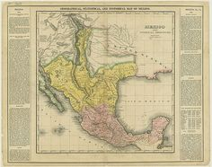 Mexican immigration law 1830