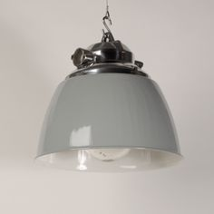 Giant Czech downlighters - GREY -