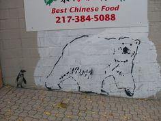 polar bear stencil - Google Search