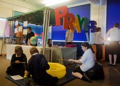 Prayer Spaces in Schools | Create Your Prayer Space .... a great resource for prayer stations and activities for all ages