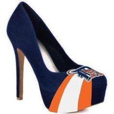 every Detroit Tiger fans dream shoes!