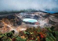 Costa Rica: Volcanoes, Mangroves & Beaches FROM IAD $1,637 * PER PERSON 8 NIGHTS