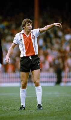 Martin Peters Sheffield United 1980