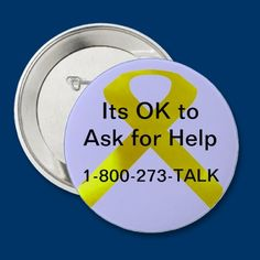 Shop Suicide Awareness Help Button created by gramabarb. Ask For Help, The Help, Suicide Quotes, Crps, How To Get Sleep, Mental Health Awareness, Close To My Heart, In This World