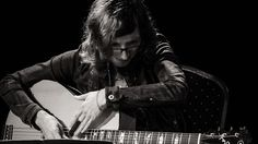 Mary Halvorson (guitar) - 2017-05-20 Tomeka Reid Quartet @  Jazzcerkno