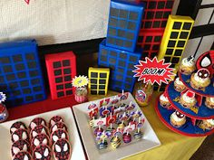 Spiderman Birthday Party