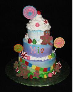 Alexas bday cake idea