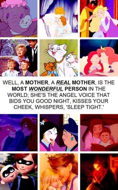 Disney mothers #disney