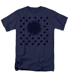 Purchase an adult t-shirt featuring the image of Dark Pattern Of Dandelions by Sverre Andreas Fekjan.  Available in sizes S - 4XL.  Each t-shirt is printed on-demand, ships within 1 - 2 business days, and comes with a 30-day money-back guarantee.