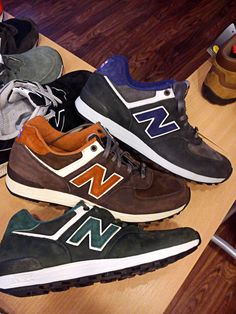 New Balance 576 - Tea Pack (Fall 2013) - Preview #sneakers #kicks