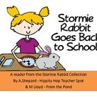 $$Do you need a story with a back to school theme?  The main character is Stormie Rabbit. Summer is over and Stormie wants to go to school on the first day. Freddie Frog, his best friend, suggests that he go with Wyatt, the worm. Stormie and Wyatt sneak into school and Stormie enjoys his day while Wyatt just keeps eating apples.  Includes: back to school maze, simple writing prompt if you wish.  Great read-aloud!