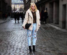 Stockholm Fashion Week AW13: Street Style
