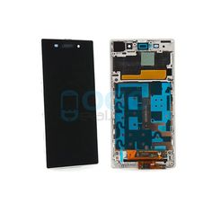For Sony Xperia Z1 L39H LCD & Touch Screen Assembly With Frame Replacement- Black/White @ http://www.ogodeal.com/for-sony-xperia-z1-l39h-lcd-digitizer-touch-screen-assembly-with-frame-black-white.html