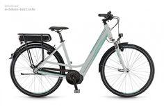 Das E Bike Winora Y380F Einrohr 8 G Nexus FL 16 coolgrey matt hier auf E-Bikes-Test.info vorgestellt. Weitere Details zu diesem Bike auf unserer Webseite.