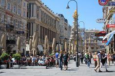 Graben - Shopping , Vienna